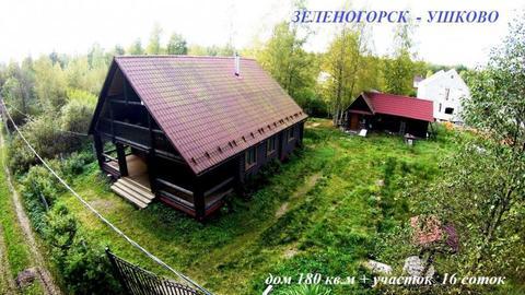 Дом 180 кв.м в Ушково