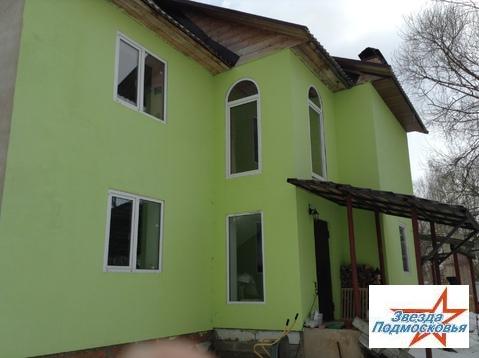 Продаётся дом в д.Жуковка Дмитровского района 210 м2.