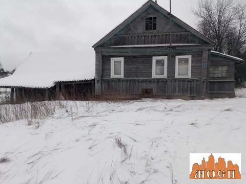 Дом с участком 43сот Валдайский район Новгородская область