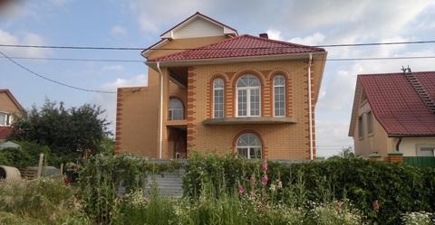 Дом в Федюково (Подольск)