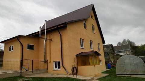 Дом в Рузе 260 кв.м участок 10 сот