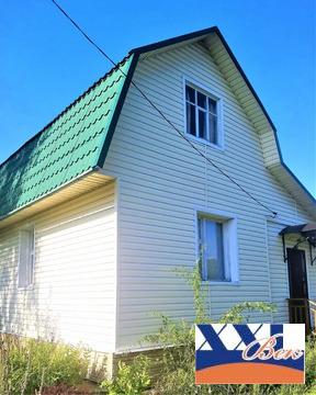 Дом из пеноблока с газом под ПМЖ 1 км от г. Малоярославец