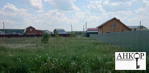 Участок 10 соток СНТ Астра д. Плужково Чеховский район