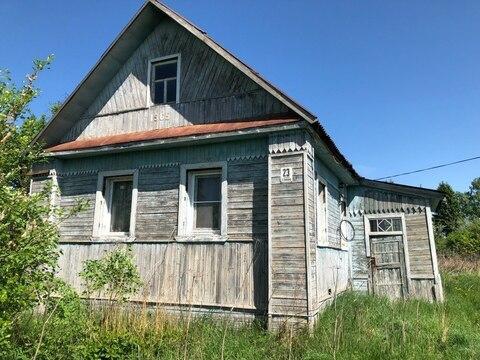 Продаётся дом в п. Рябово