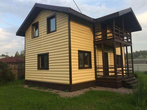 Дом 108 м Ломоносовский район , Большая Ижора , садоводство Медведь , .