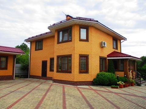 Коттедж, жилой дом д. Малое Толбино, Подольск.