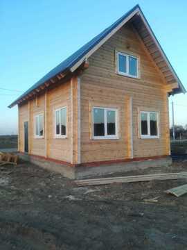 Бима Чингиза Айтматова 31 дом из профилированного бруса