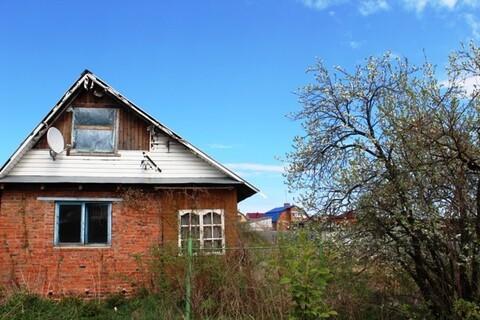 Дом в деревне Бережки