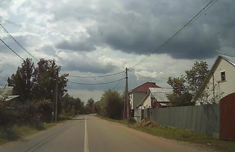 Продажа дома с участком в д. Алабушево