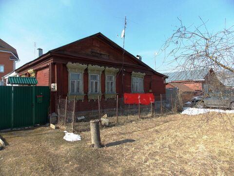 Часть дома ул. Жуковская