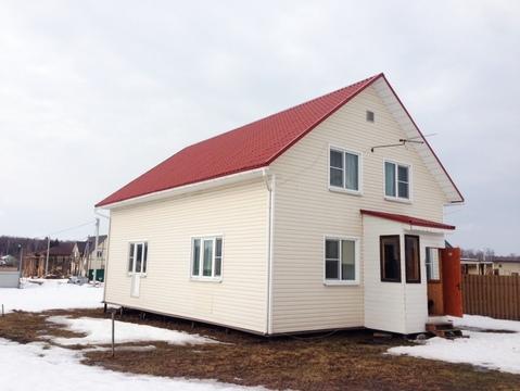 Дом 180 м2 в д. Поздново