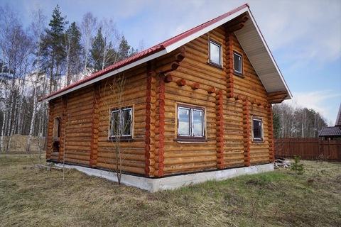 Дом в деревне Красный огорок