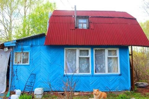 Дача 37 кв.м. в поселке Рязановский