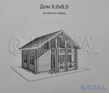 Продажа дома, Агалатово, Всеволожский район, Ул. Зеленая
