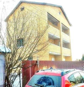Новый 3-х этажный кирпичный, добротный дом - по цене участка (жилая - .