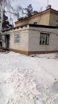 Кирпичный дом в Илеке
