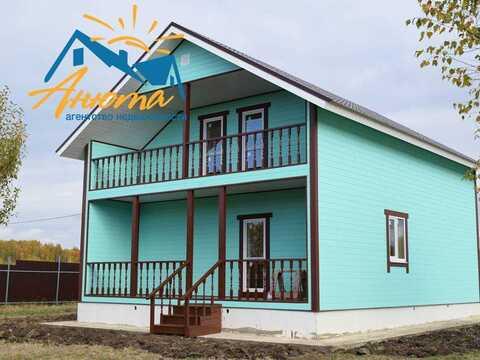 Новый каменный дом вблизи города Балабаново. ИЖС.прописка.ипотека