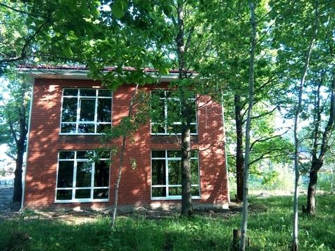 Кирпичный дом в дубраве!