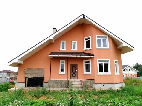 Дом, 220 кв.м, кп Усадьба Соколово, Новорижское ш, 35 км. от МКАД