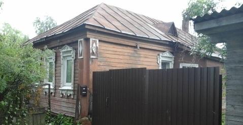 Часть дома на улице Воровского