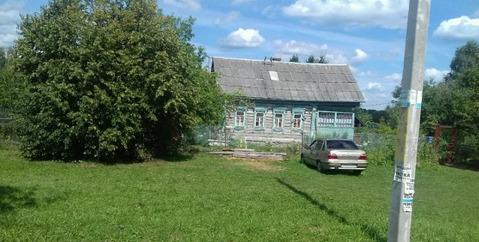 Участок 13 с ИЖС Наро-Фоминск, д.Афанасовка, д 13