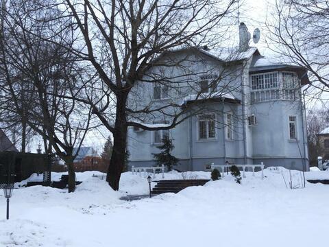 Дом 360 кв.м, Участок 40 сот. , Щелковское ш, 10 км. от МКАД.