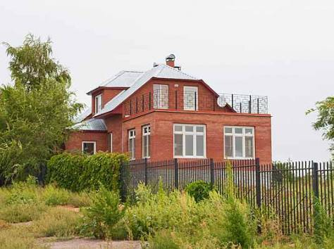 Продается дом 282 м2 в с. Переволоки Сызранского р-на Самарской обл.