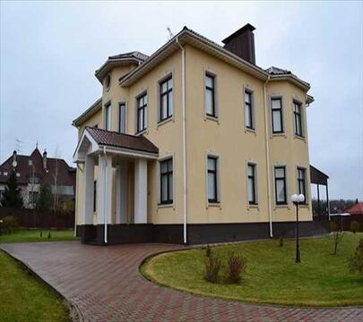 Продажа нового дома в коттеджном поселке. Ленинский район, Калужское .