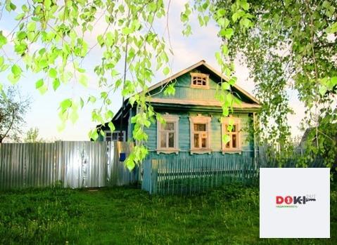 Бревенчатый дом с коммуникациями на ул.50 лет влксм