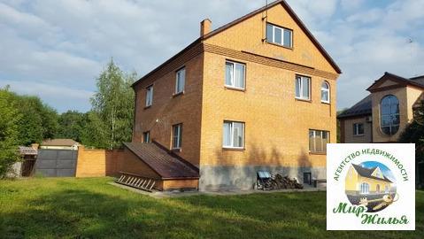 Продам дом 340 кв. м. в д. Высоково мытищинский р-н.
