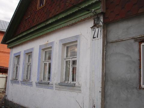 Продается крепкий добротный дом в черте города