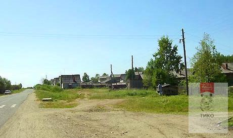 Участок в Захарово