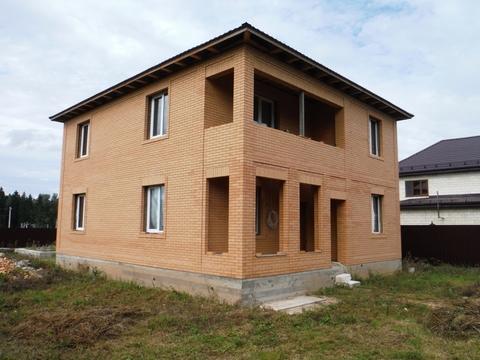 Продается жилой дом (новостройка) в ДНП Удачный, Наро-Фоминский район