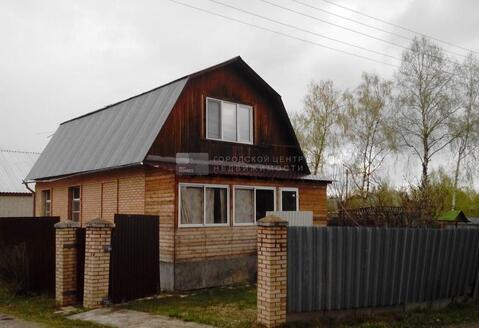 Дом 95 кв.м, Участок 6 сот. , Щелковское ш, 45 км. от МКАД. .