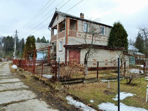 Дом 110 кв.м, Участок 8 сот. , Щелковское ш, 40 км. от МКАД. город .
