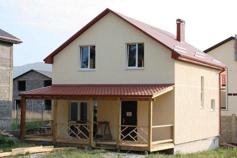 Продам добротный 2-этажный дом 110 м2 в Борисовке г. Новороссийс