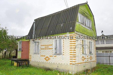СНТ Текстильщик. Кирпичный 2-этажн.дачный дом в жилом стародачном СНТ.