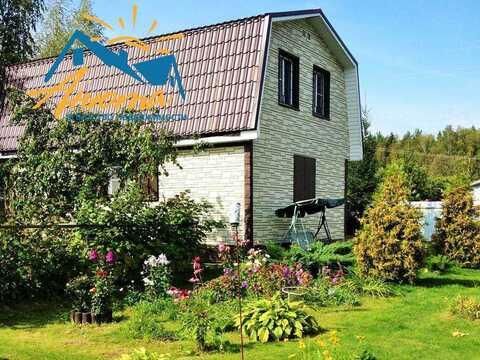 Дом c ланшафтом недалеко от Малоярославца в отличном состоянии