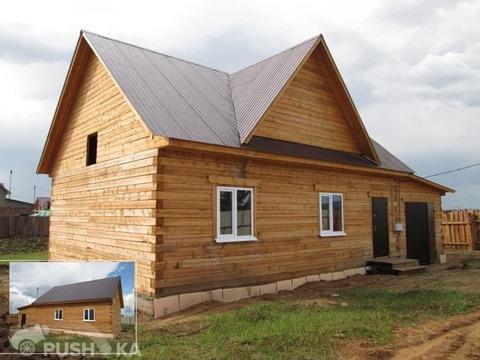 Продажа дома, Смоленка, Читинский район, Добротный мкр