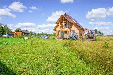 Продается дом и земельный участок в д.Константиново Кимрского района
