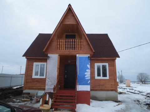 Дом в д. Дворяниново