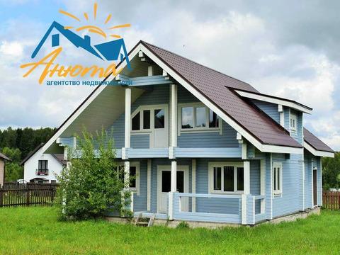 Продается добротный большой и светлый дом в деревне Тимашово Боровског