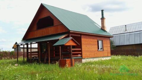Новый дом рядом с озером в дер.Бабурино - 95 км Щелковское шоссе