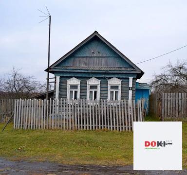 Дом 33 кв.м. на участке 37 соток в Орехово-Зуевском районе.