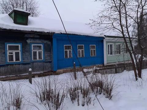 Часть дома (статус квартиры) в г. Александров, р-он 8 маршрута