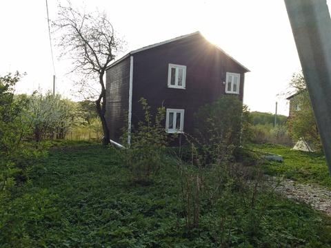 Дом 108 кв. м. Алексин Тулльская область