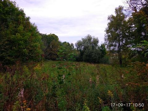 Земельный участок 25 соток д. Кривцово