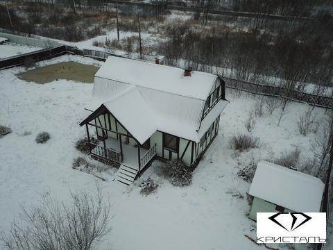 Продам дом 110м/кв в 19км от Санк-Петербурга.