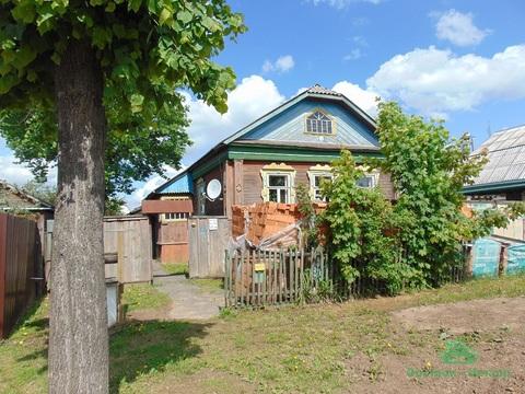Рубленный дом 6х12 с баней в г.Киржач - 87 км Щелковское шоссе