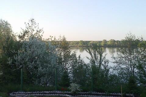 Дом на берегу реки Кама